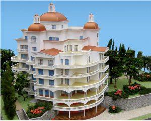 Архитектурное проектирование жилья