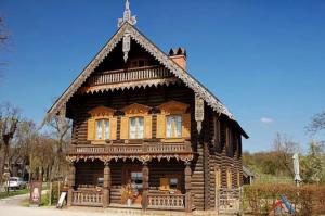 Дом под старину