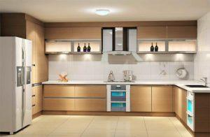 Идеальный климат для кухонной мебели