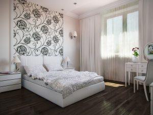 Особенности интерьера спальни в квартире