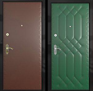Обивка входных дверей