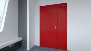 Что такое противопожарные двери ДМП