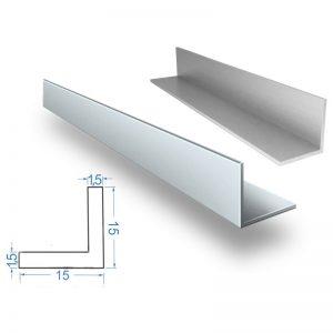 Классификация уголков алюминиевых