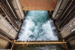 Что представляет собой открытая система водозабора
