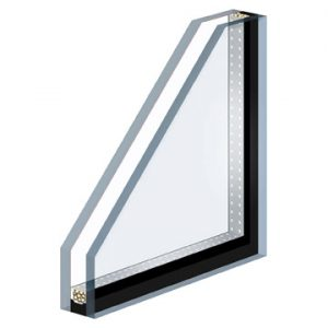 Двух или трёхкамерный стеклопакет