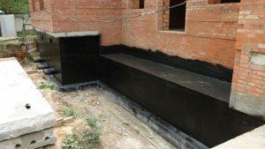 Виды гидроизоляции дома и подвала