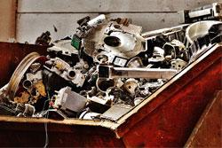 Организация утилизации лома металлов