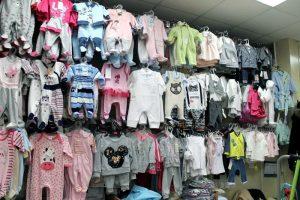 Магазин дитячого одягу Чебурашка