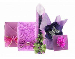 Варианты для необычного оформления подарка