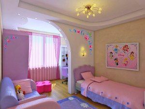 Требования к оформлению детской комнаты